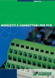 Catalogo morsetti e connettori Conta Clip