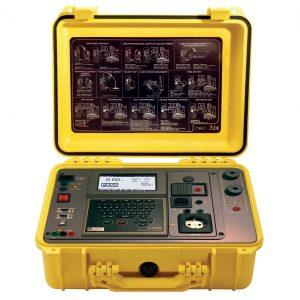 AMRA: C.A 6155 controllore macchine e quadri elettrici