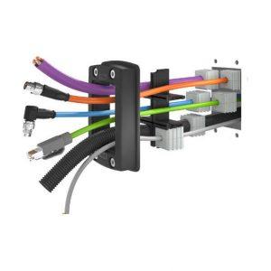 CONTA-CLIP: Sistema d'ingresso cavi KDSClick