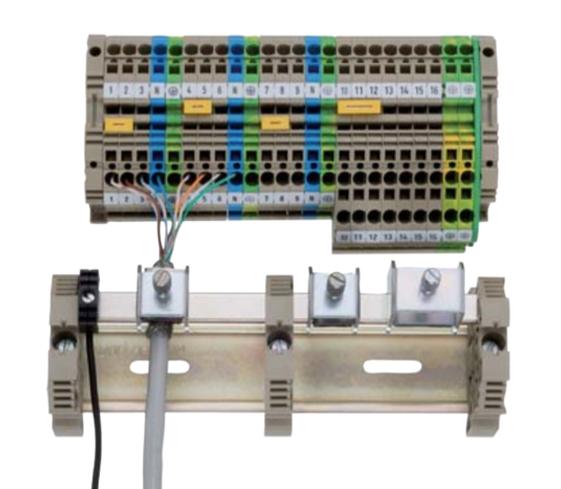 Morsetti per cavi schermati SAB/SSAB galleria 4