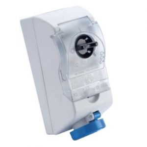 ILME: IB6, prese con dispositivo di blocco per uso terziario e industriale