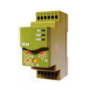 ASCON TECNOLOGIC: TCS4 timer di sbrinamento