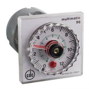 ELETTROMECCANICA CDC: SERIE 2000 Timer elettromeccanico