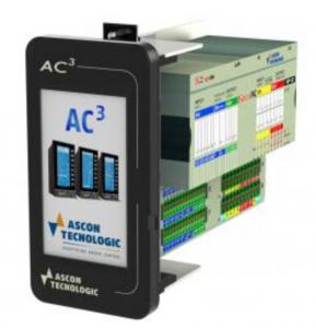 ASCON TECNOLOGIC AC3 Station: Il sistema di controllo programmabile multifunzione