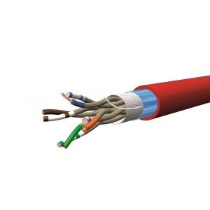 CEAM: Cavi trasmissione dati, resistenti al fuoco