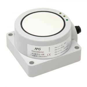 M.D. MICRO DETECTORS: Sensori ultrasonici cubici