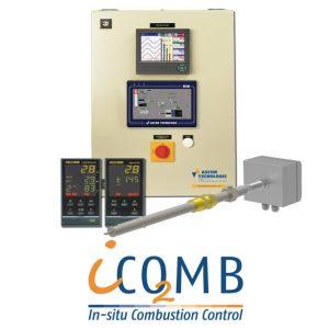 ASCON TECNOLOGIC: iComb, controllo combustione impianti industriali