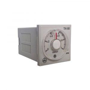 ELETTROMECCANICA CDC: Timer elettronici zoccolati