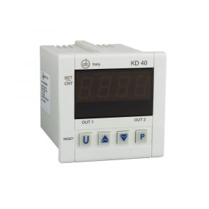 ELETTROMECCANICA CDC: Contaimpulsi e controllo temperatura