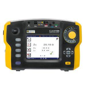 AMRA: Controllore impianti elettrici C.A 6117