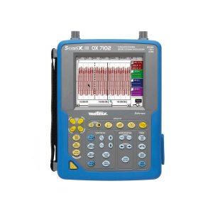 AMRA: Oscilloscopio digitale portatile OX7102C