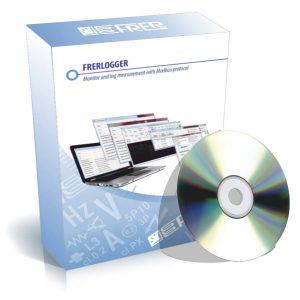 Software di supervisione e registrazione misure MODBUS Frer Logger