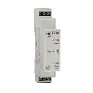 ELETTROMECCANICA CDC: Timer elettronico da guida DIN TV49